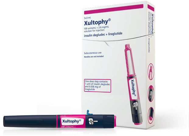 Xultophy® 100/3.6 samples